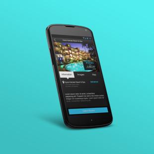Hotel App Idea